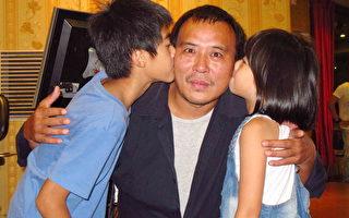 杨亮俞和张作骥儿子神似 拍起片很FU