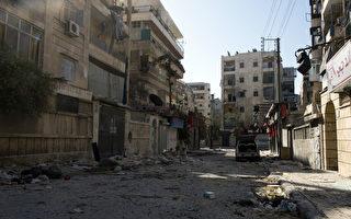 敘反軍奪城戰 阿勒坡戰火連天