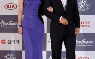 組圖:湯唯李炳憲等眾星閃耀釜山電影節