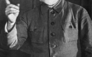 【史海】斯大林的第一替身瞒过高官15年