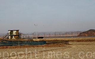文金会后首宗 朝鲜士兵越过三八线投奔韩国