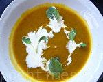 南瓜大红豆汤