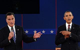 奧羅第二場激辯 小布什總統躺著也中槍