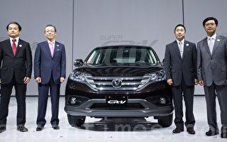 超越傳奇 Honda SUPER CR-V震撼登場