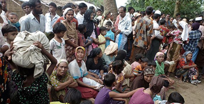 緬甸兒童節不安寧 若開邦小學遭砲擊至少19傷