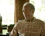 影帝摩根费里曼再度与导演劳伯雷纳合作感人新作《再造奇迹》。(图/MDC提供)
