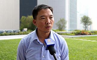专访胡志伟:吁中共兑现承诺 还民主于香港