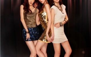Dream Girls拍雜誌封面照 展現小女人風情