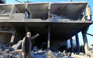 以色列对加沙扩大反击就位