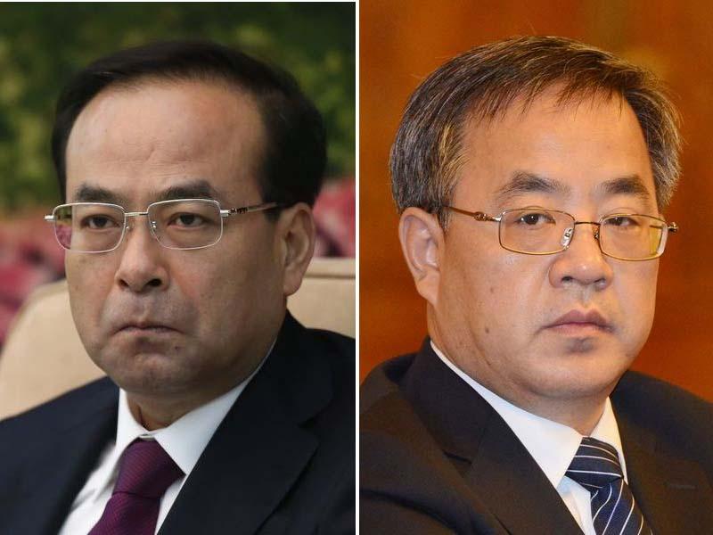胡春華任防汛抗旱總指揮僅9個月 被削職