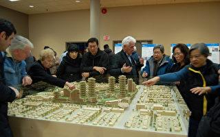 温哥华Oakridge中心拟扩建 居民忧生活受损