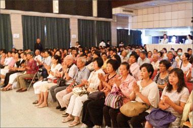 第五屆「全世界中國舞舞蹈大賽」亞太賽區初賽精彩紛呈,令在場觀眾如痴如醉,掌聲熱烈。(攝影:潘在殊/大紀元)