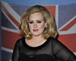 英國女歌手阿黛爾。(圖/Getty Images)
