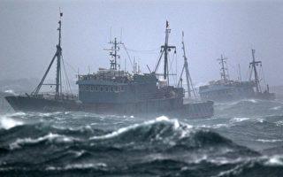 韓國海警兩天查扣 21艘中國漁船