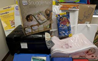 美國兒童商品中 再發現致癌物質