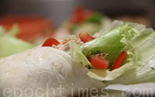 【舞动味蕾】墨西哥鸡肉卷chicken Tortilla