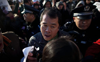 「世界人權日」北京密佈警察  數千人被抓