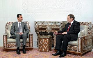 俄国首次承认阿萨德难逃失败厄运