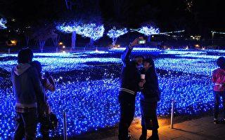 組圖:東京六本木聖誕亮麗風景線