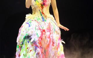 蔡依林負傷敬業登台 熱舞勁裝完美開唱