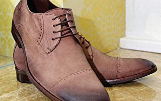 手工皮鞋 打造复古情怀