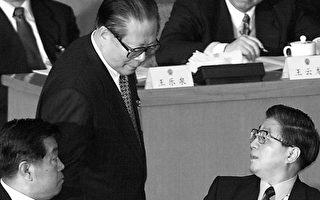 人大常委會議前夕江澤民題詞悼黃菊 施壓習近平