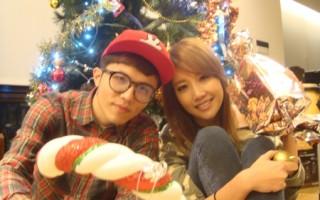 A-Lin与小宇开圣诞派对 庆祝专辑交母带