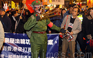 组图:香港人的持久战