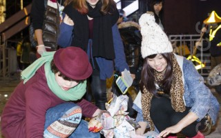 台北跨年夜 1500青年捡17.5公吨垃圾