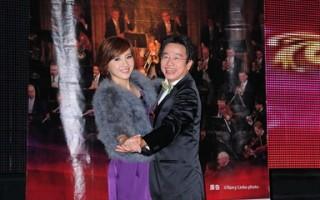 林益如告假新婚夫婿 主持音樂會迎新年