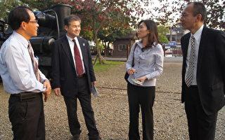 日本鐵道會社訪阿里山森鐵