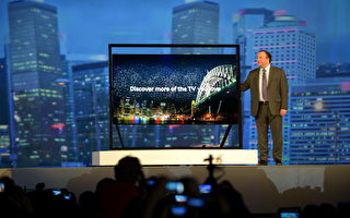 CES電子展首日:智能電視成重頭戲
