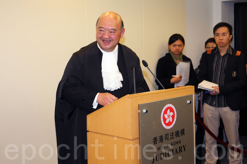 終院首席法官:香港司法獨立受基本法保護