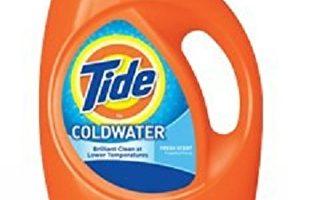 Tide洗衣精成窃贼新目标