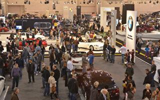 费城有史最大车展登场会展中心