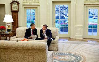 组图:奥巴马就职演说稿80后帅哥为主笔