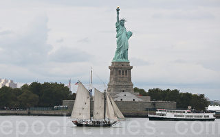 桑迪飓风后 自由女神像尚未开放