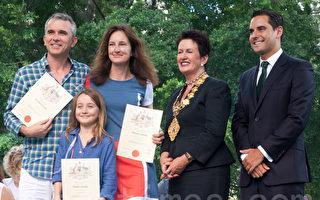 澳洲国庆日公民入籍仪式展现澳洲精神