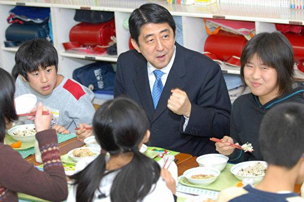 日本少有肥胖儿 校园午餐营业新鲜属第一