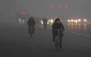 中國1/7被「十面霾伏」 民眾怒吼:我們活在毒氣中