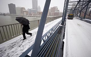美國東北部將迎今年最強大暴風雪