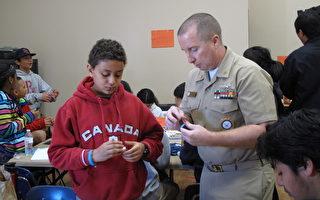 美國海軍急需STEM人才 聯合社區培養