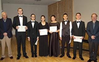 聖地亞哥青年交響樂團大賽 華裔奪冠