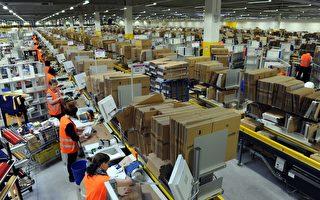 亞馬遜在德國業績驚人 市場份額超20%