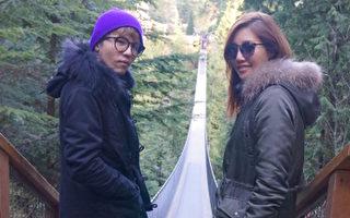 A-Lin溫哥華開唱成功 登最高吊橋練膽