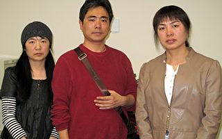 一首茉莉花诗重判7年 朱虞夫家人海外呼救