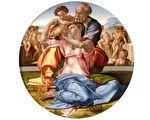 米開朗基羅(5)《聖家族》