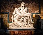 米開朗基羅(2) 成名作《聖殤》