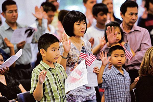 美收紧亲属移民 或排除绿卡配偶及公民父母