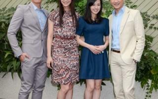 楊一展與賴雅妍同台不尷尬 飆戲搞笑默契足